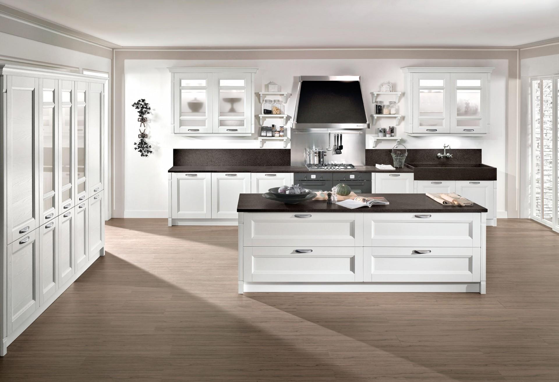 Cucine pirani mobili for Cucina italiana mobili
