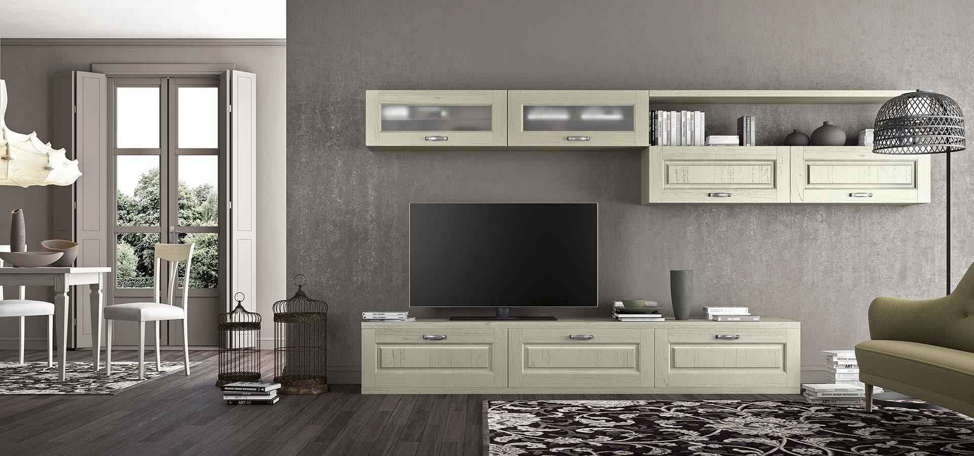 Soggiorni pirani mobili for Mobili x soggiorno moderni