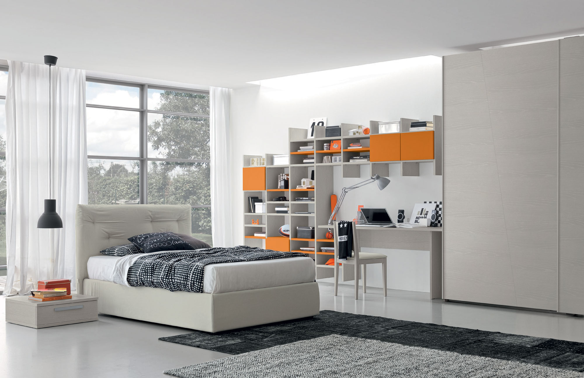 Camerette pirani mobili - Soluzioni per camerette ...