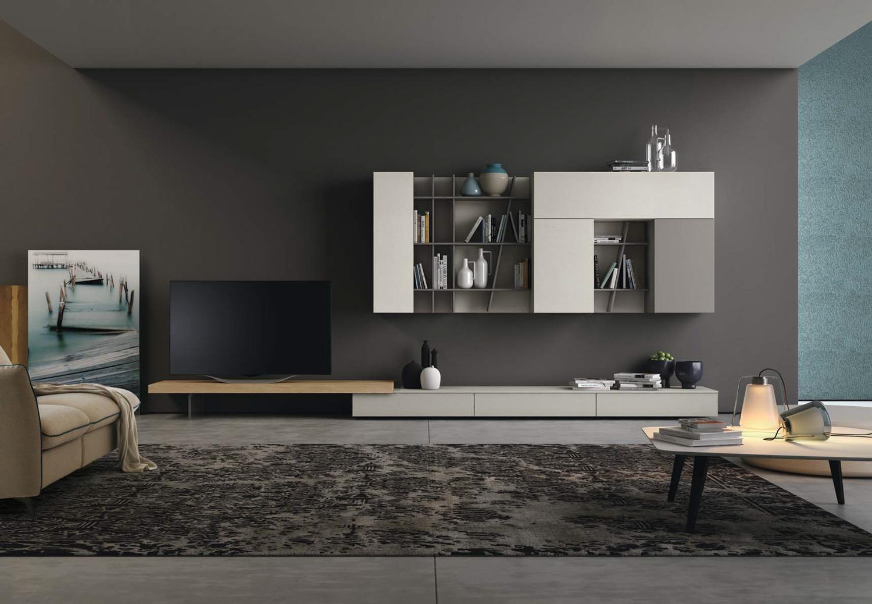 Soggiorni pirani mobili for Soggiorni living moderni