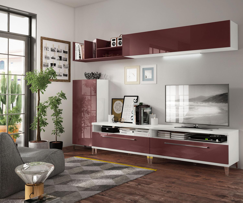 Beautiful mobili soggiorno offerte pictures for Soggiorni offerte mobili