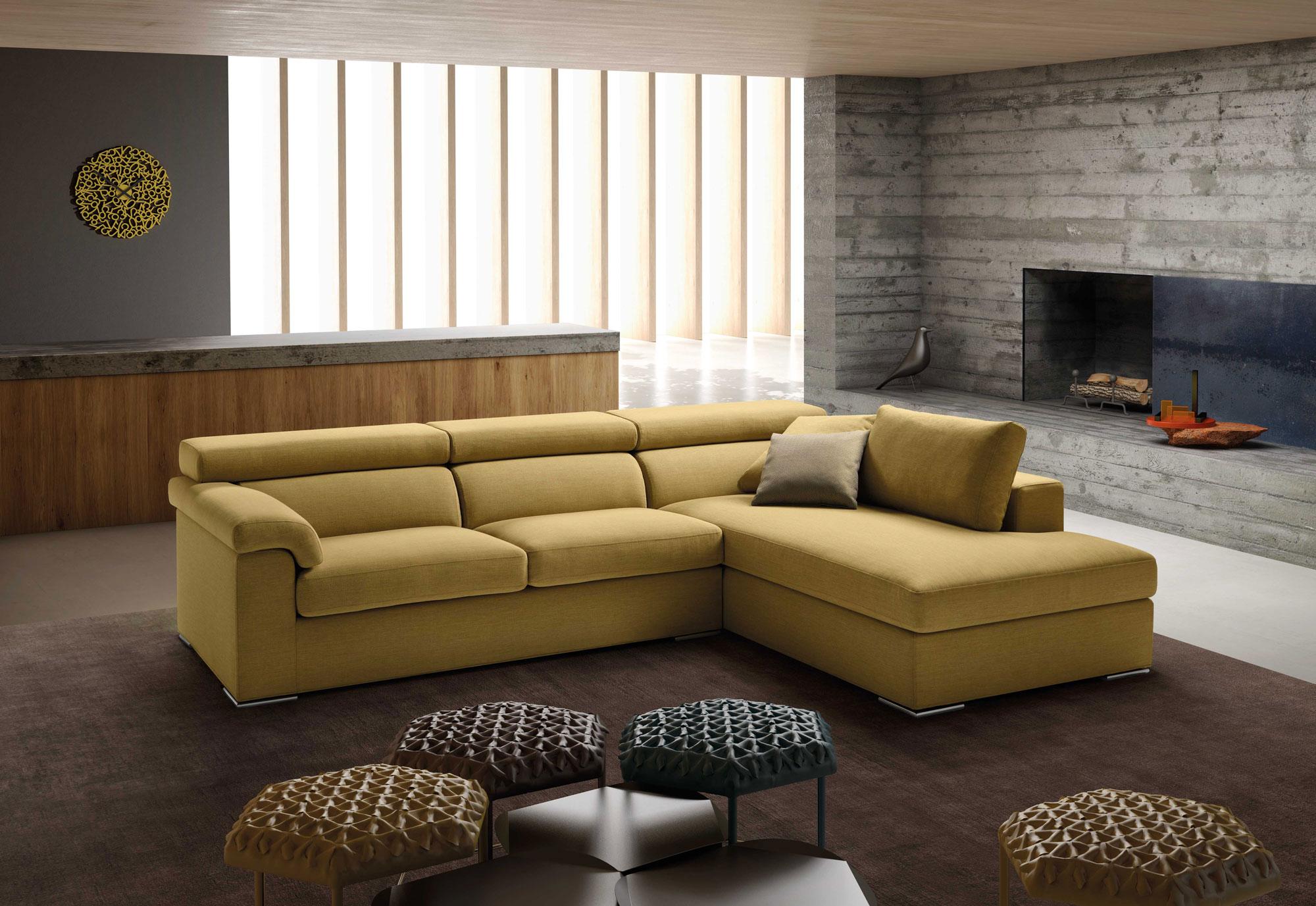 Divani e poltrone pirani mobili for Poltrone e divani